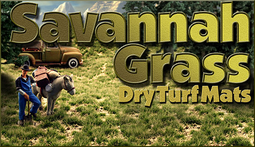 New Savannah Dry Grass System!